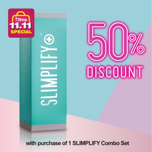 SLIMPLIFY+ 11.11 Special - FIT