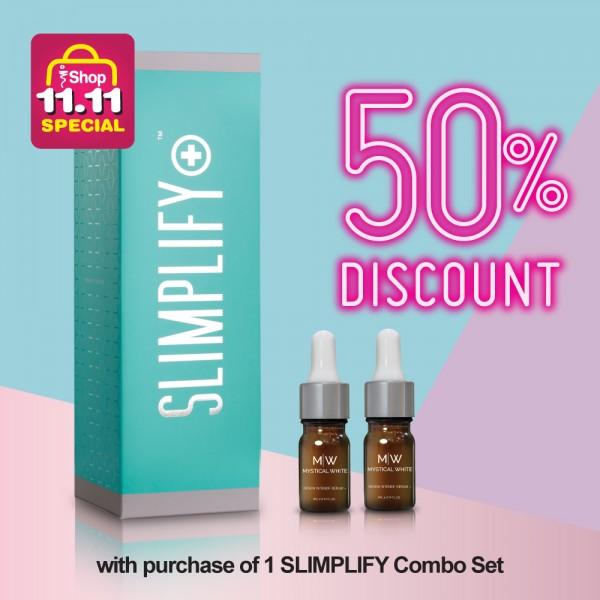 SLIMPLIFY+ 11.11 Special - FIT & GLOW