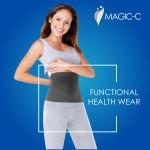 MAGIC-C 'COMPRESSION-ACTIVE-HEALTH' WEAR - TWIN PACK