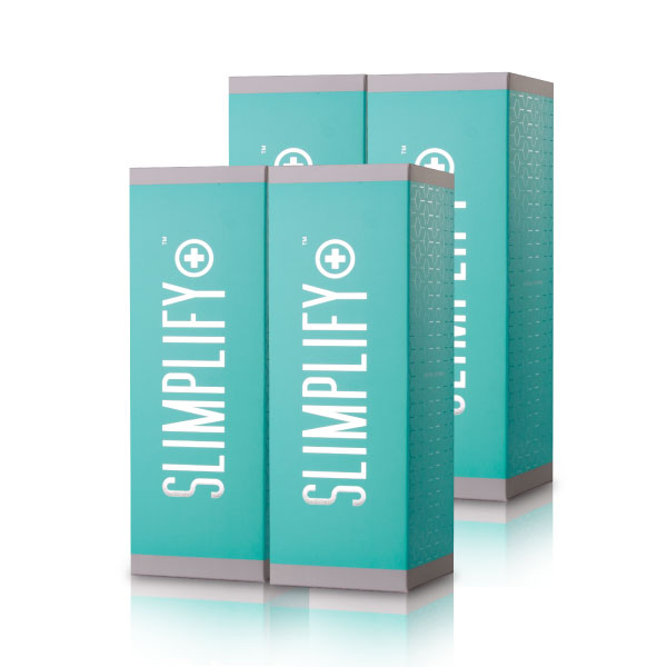 SLIMPLIFY+ 4 Boxes Combo